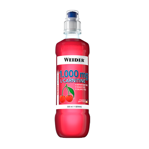 L-CARNITINE WATER 500ML