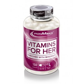 VITAMINS FOR HER 150 CAP