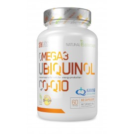 OMEGA3 UBIQUINOL CO-Q10 60 CAP