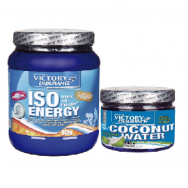 PACK ISO ENERGY+ COCONUT WATER