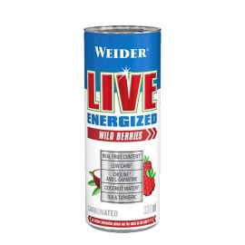 LIVE ENERGIZED 330ML