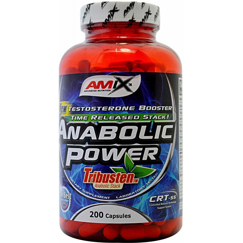 ANABOLIC POWER 200 CAPS