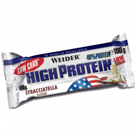 40% LOW CARB BAR 100G