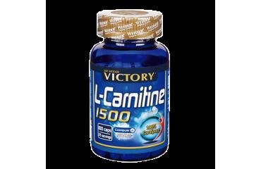 L-CARNITINE 1500 100CAPS (Pack Duo)