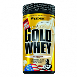 GOLD WHEY 908 GRS