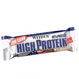 40% LOW CARB BAR 50G