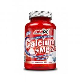CALCIUM-MAGNESIUM&ZINC 100TAB