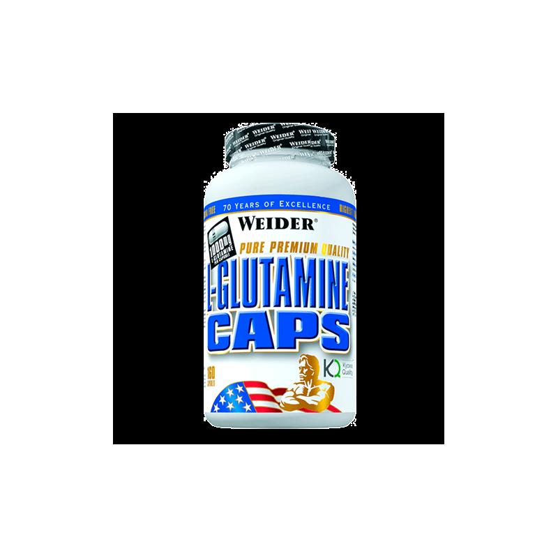 L-GLUTAMINE 160 CAPS