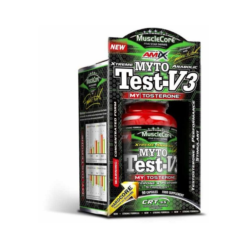MYTO TEST-V3 90 CAPS