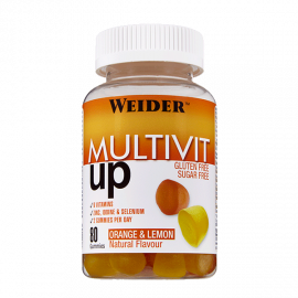 MULTIVIT UP 80 GUMMIES