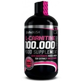L-CARNITINE 100.000 500ML BIOTECH