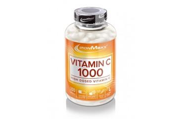 VITAMIN C 1000 IRONMAXX 100 CAPS