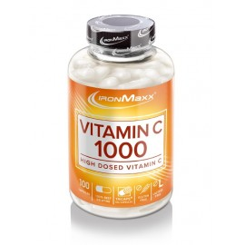VITAMIN C 1000 IRONMAXX 100 CAPS