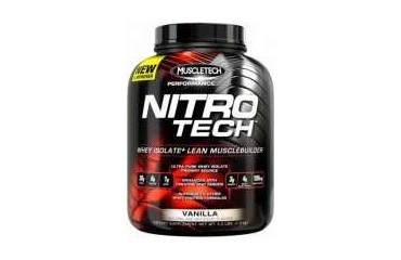 NITRO TECH PERFORMANCE 3.97 LBS