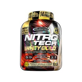 NITRO TECH WHEY GOLD 6LBS