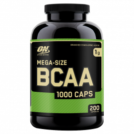 BCAA 1000 ON 200CAP