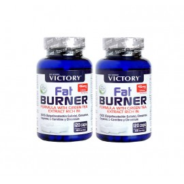 FAT BURNER 120CAPS (PACK DUO)