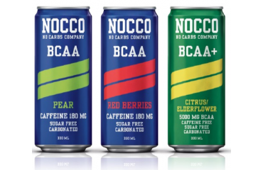 NOCCO BCAA DRINK 330ML
