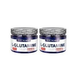 L-GLUTAMINA 300G (Pack Duo)