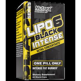 LIPO 6 BLACK INTENSE 60CAP