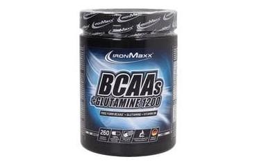 BCAAS+GLUTAMINA 260 CAPS
