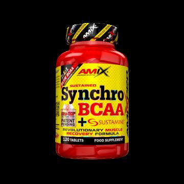 SYNCHRO BCAA 120 TABS