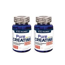 PURE CREATINE 120 CAPS (Pack Duo)