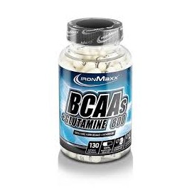BCAAS+GLUTAMIN 130 CAPS