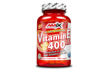 VITAMIN E 400 IU 100 CAPS