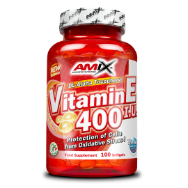 VITAMIN E 400 IU 100 CAPS