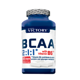 BCAA 120 CAPS VICTORY