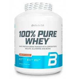 100% PURE WHEY 2.270GR