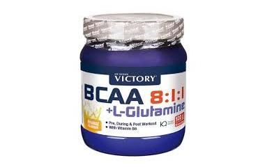BCAA 8:1:1 + GLUTAMINA 500G