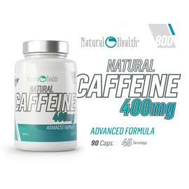 CAFFEINE 90CAPS (NATURAL HEALTH)