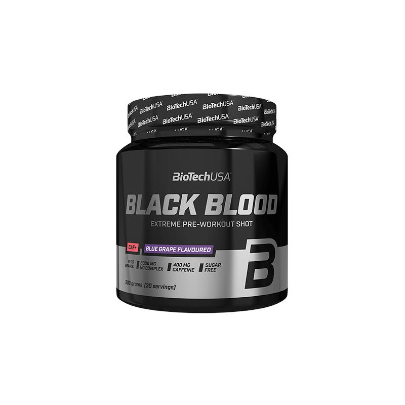 BLACK BLOOD CAF+ 300GR