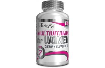 MULTIVITAMIN FOR WOMEN 60TABS