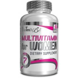 MULTIVITAMIN FOR WOMEN 60TABS